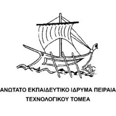 Το λογότυπο του Α.Ε.Ι. Πειραιά Τ.Τ.