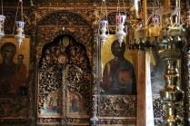 Εκπαιδευτική επίσκεψη με επιτόπου διδασκαλία στην Ιερά Μονή Κορώνης του Νομού Καρδίτσης, στο πλαίσιο του μαθήματος «Ιστορία Αρχιτεκτονικής» με υπεύθυνη καθηγήτρια την Δρ Αφροδίτη Πασαλή, 2017 (©).