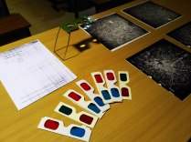 Αρχές στερεοσκοπίας και φωτογραμμετρίας στο μάθημα της Τοπογραφίας – Γεωματικής με Καθηγητή τον Δρ Αθανάσιο Μωυσιάδη (©)